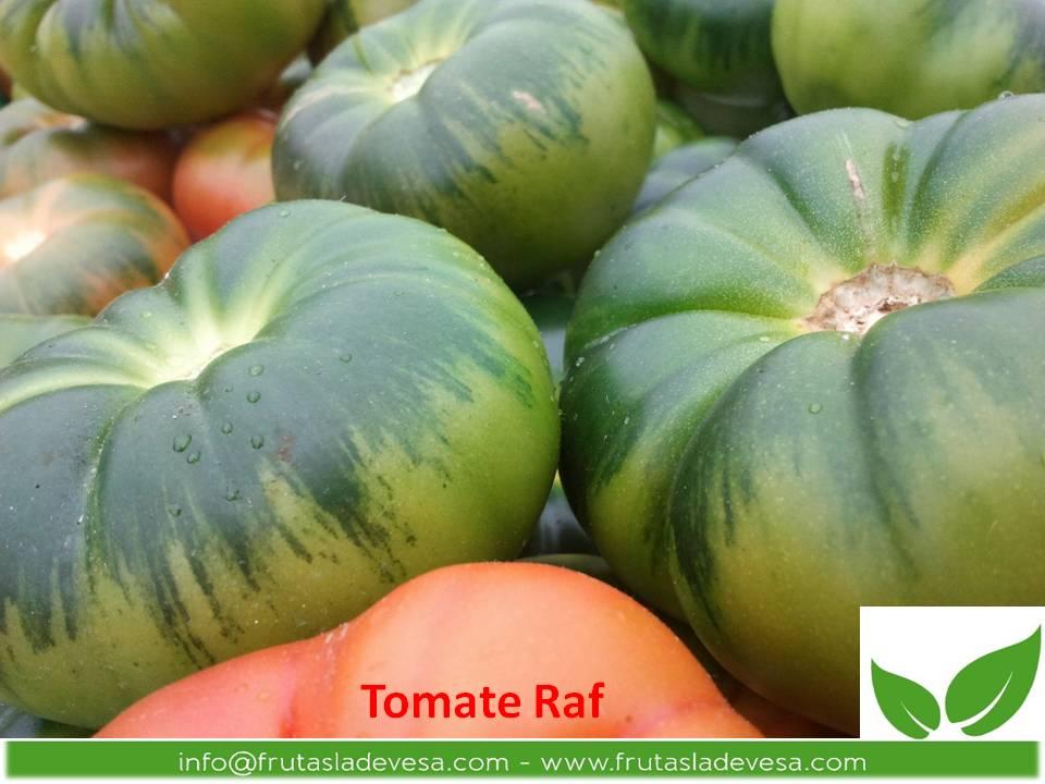 Tomate Raf ( Pata negra )