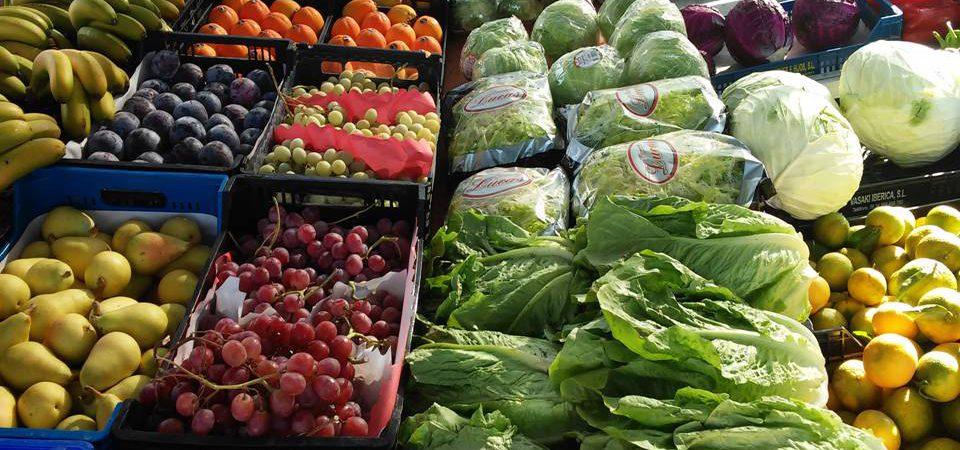 Fruta y verdura, máxima calidad.
