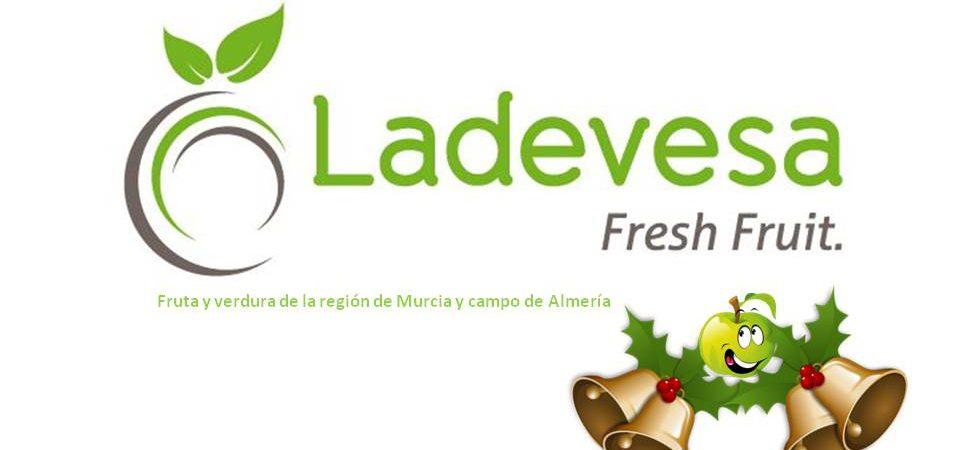 Entra en www.frutasladevesa.com y haz tu compra de fruta y verdura para estas navidades.