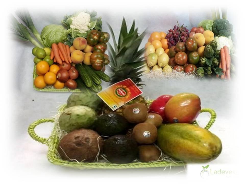 Lotes y cestas, Ladevesa Fresh Fruit   www.frutasladevesa.com