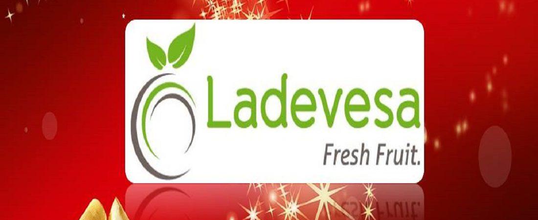 Ladevesa Fresh Fruit se inunda de Navidad