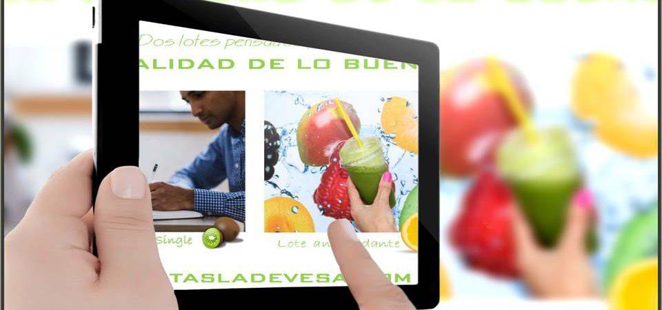 Tu fruta y verdura de la huerta de Murcia  en menos de 24 horas.