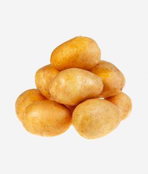Caja 15 kg patatas nuevas del terreno ( cosecha nueva )