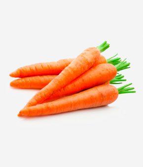 Zanahoria sueltas