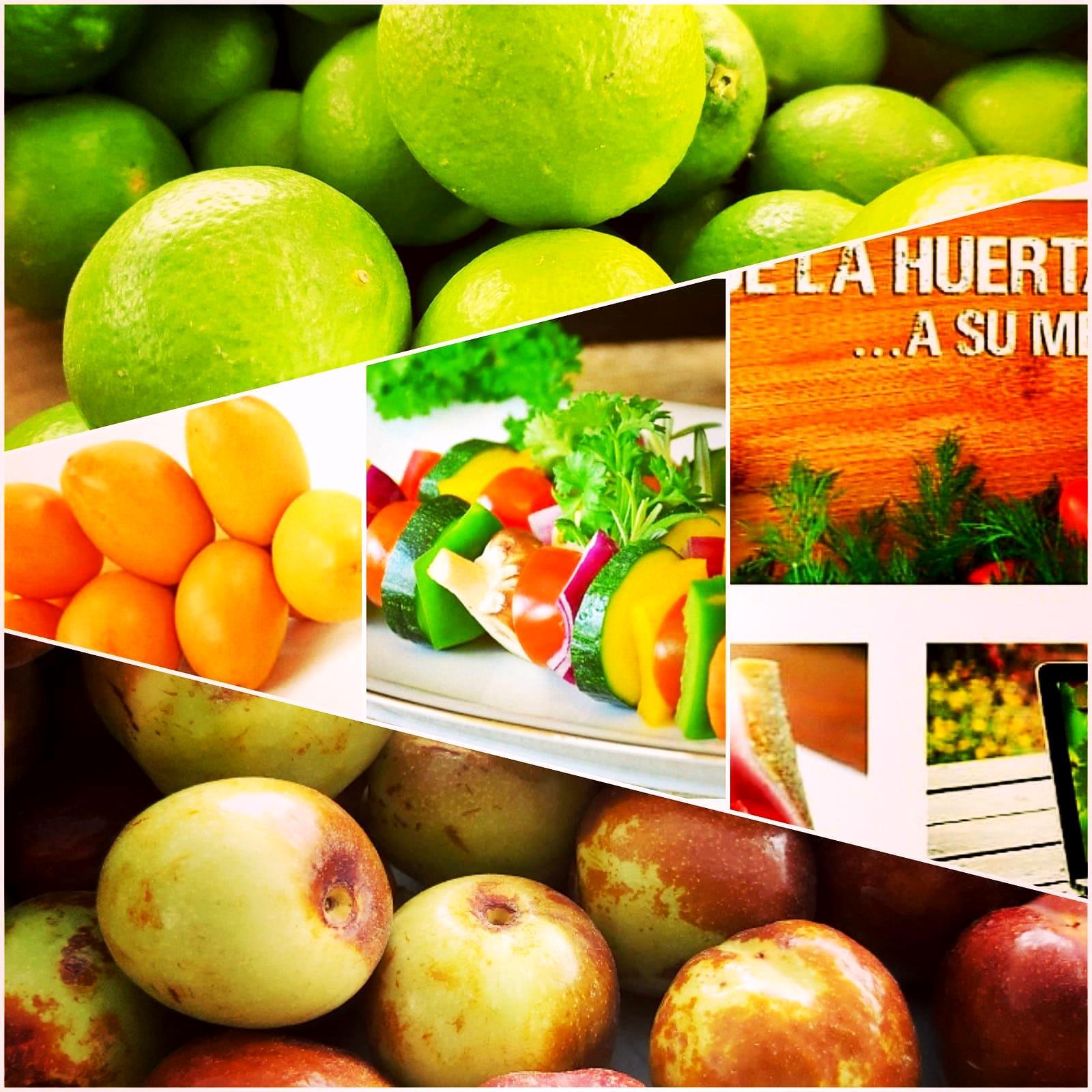 Tu fruta y verdura de la huerta de Murcia en menos de 24 h
